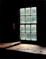 Window Light, Amish barn