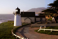 Montara Lighthouse, Calif.